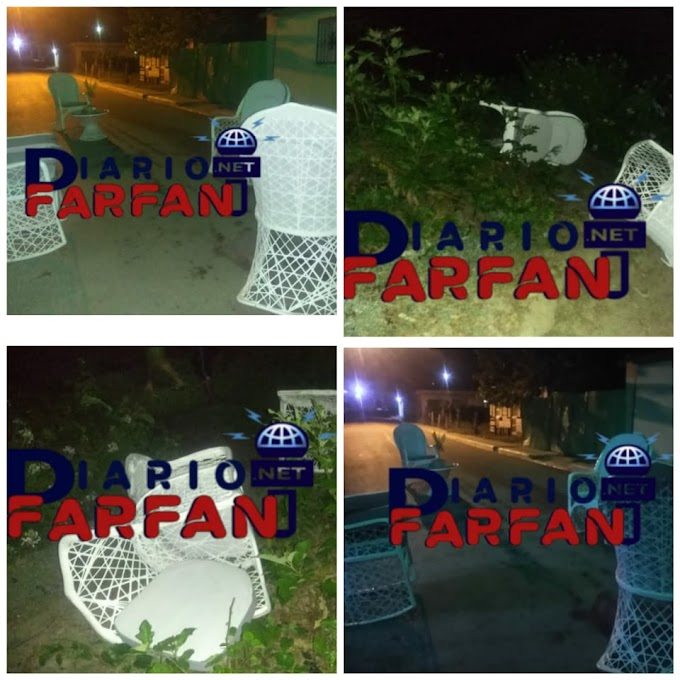 3 robos consecutivos en el Sector Hermanas Mirabal (19 de marzo) Las Matas de Farfán, en hora de la Madrugada