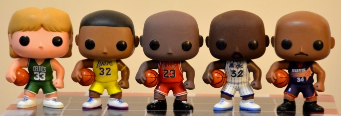 Was There Ever A Plan To Make Nba Legends Funko Funatic