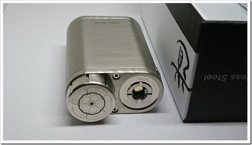 DSC 0340 thumb%25255B2%25255D - 【MOD】「Eleaf iStick Pico BUSHIDO 初回限定盤 武士道モデル」レビュー【Pico+プレミアム高級感!!】