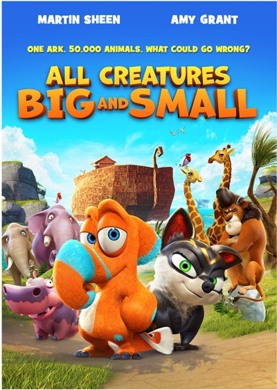 All Creatures Big and Small - Con thuyền cứu thế