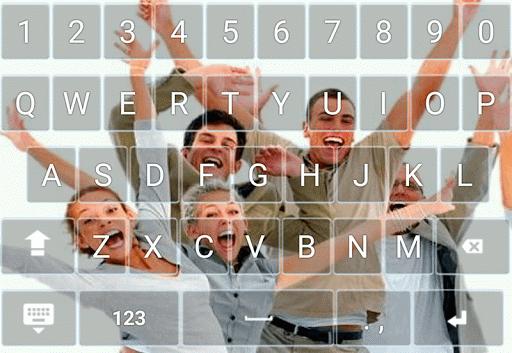 Keyboard Theme HD Photos