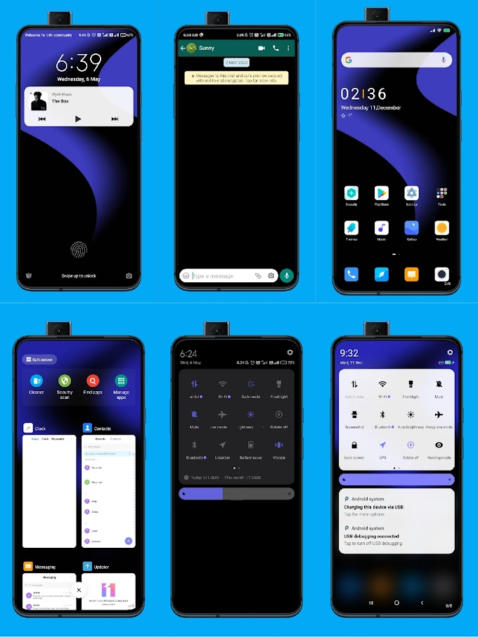 Material 3.0 miui Theme Download || Xiaomi Themes || Best Xiaomi Themes download