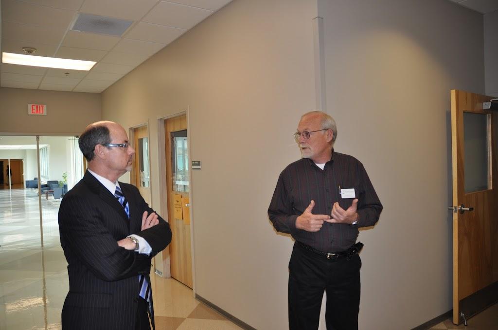 U of A System President Dr. Donald Bobbitt Visit - DSC_0291.JPG
