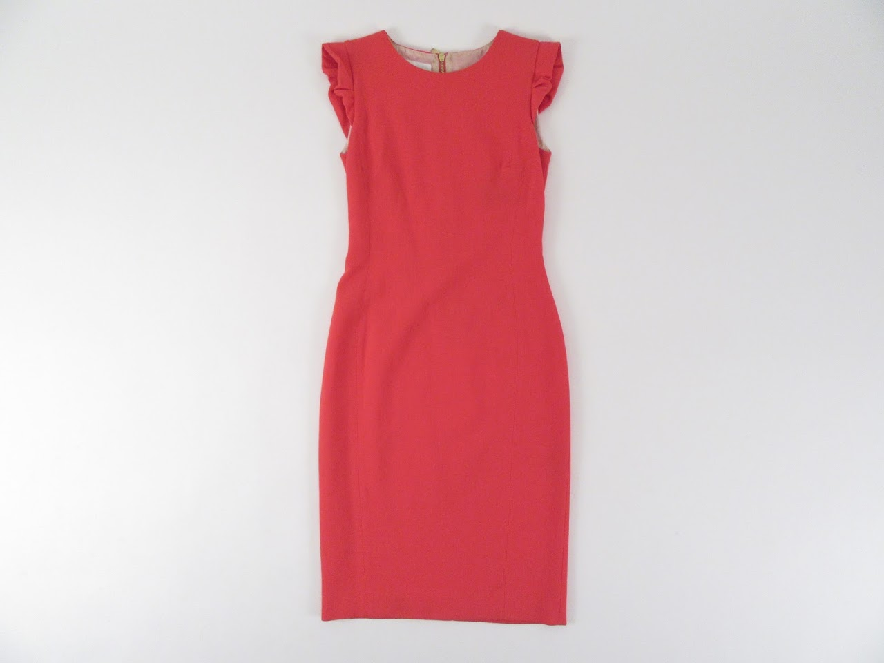 Emilio Pucci Salmon Sheath Dress