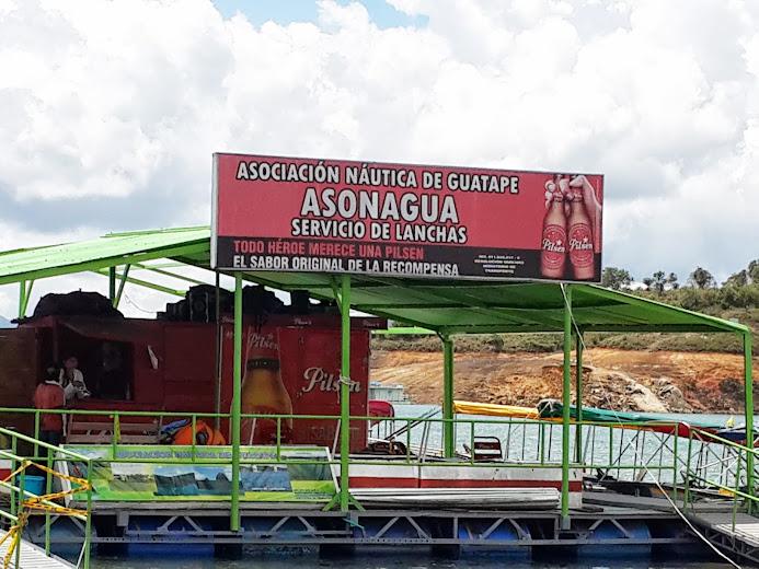 Asonagua Guatape
