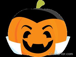 vampiro-halloween-calabaza-clipart-pumpkin