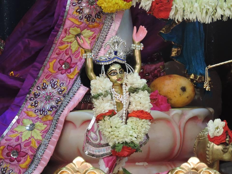 ISKCON Bangalore Deity Darshan 28 May 2016 (8)