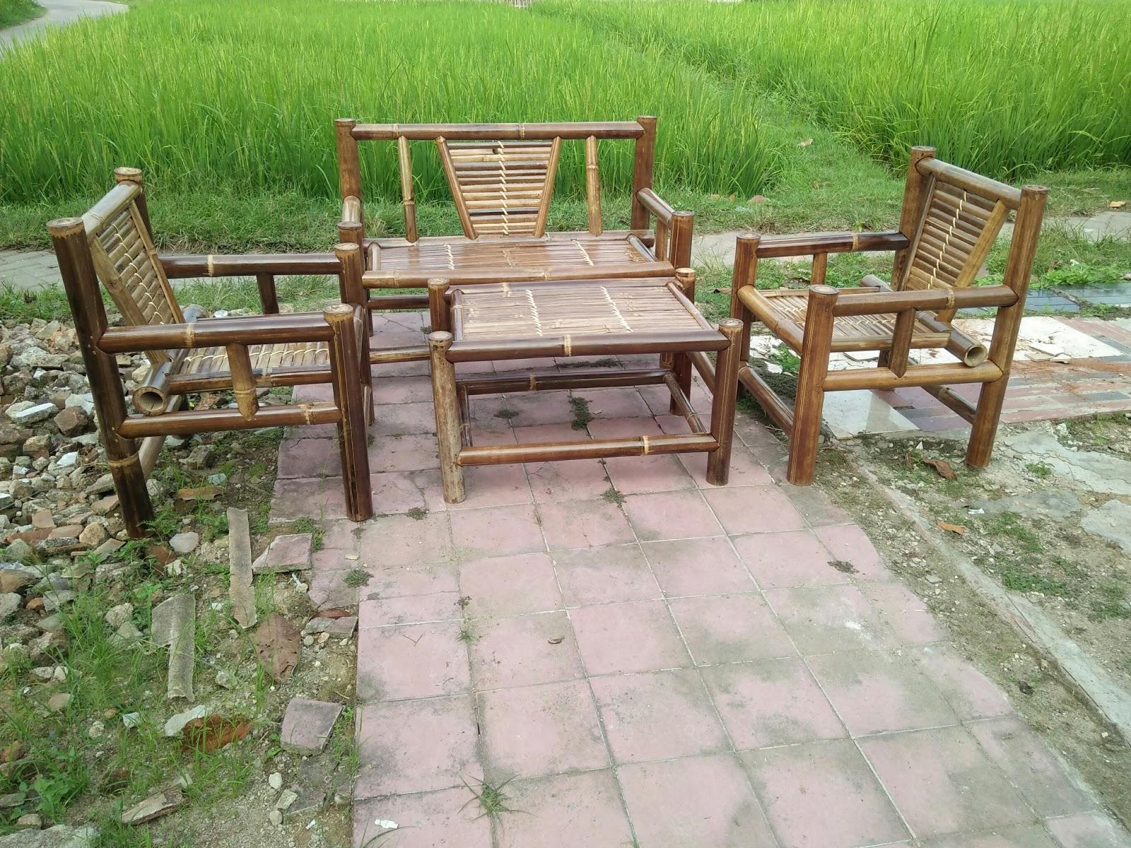 77 Koleksi Model Kursi Bambu Unik Terbaru