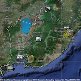 Localisation des photos en Primorye (Oussouri)