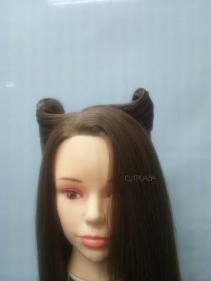 きゃりーぱみゅぱみゅや原宿で流行の髪型「猫耳ヘア」の仕方