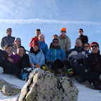 Ski rando au col de Puymorens 11 et 12 janvier 2014