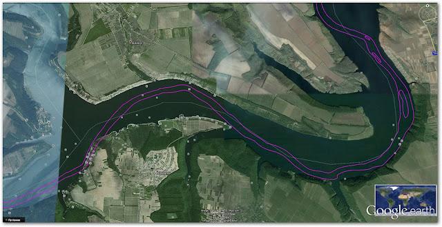 Старе русло річки Дністер: села Кормань та Пижівка