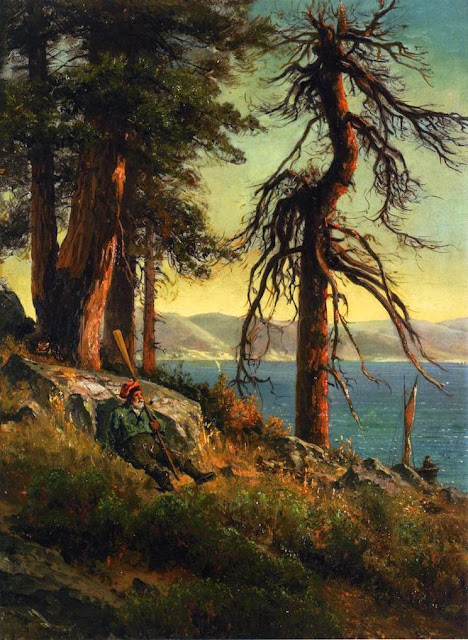 Thomas Hill - Lake Tahoe