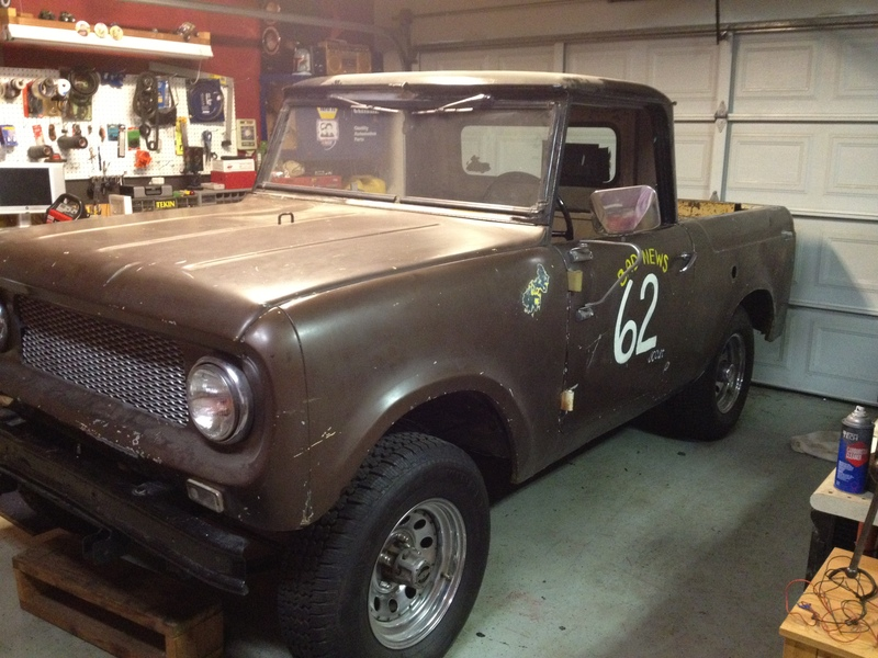 Im Selling My 1962 International Harvester Scout 80 I Bought It For A Driving Project And To Be Parts Runner Shop Truck Has Lots Of New Mechanical