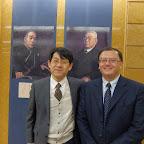 Dr. Takao Hensch's Talk