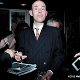 WWW.ENTSIMAGES.COM -    Paul Willetts    leaving   The Look Of Love - UK film premiere at Curzon Soho, 99 Shaftesbury Avenue, London, April 15th 2013                                                      Photo Mobis Photos/OIC 0203 174 1069
