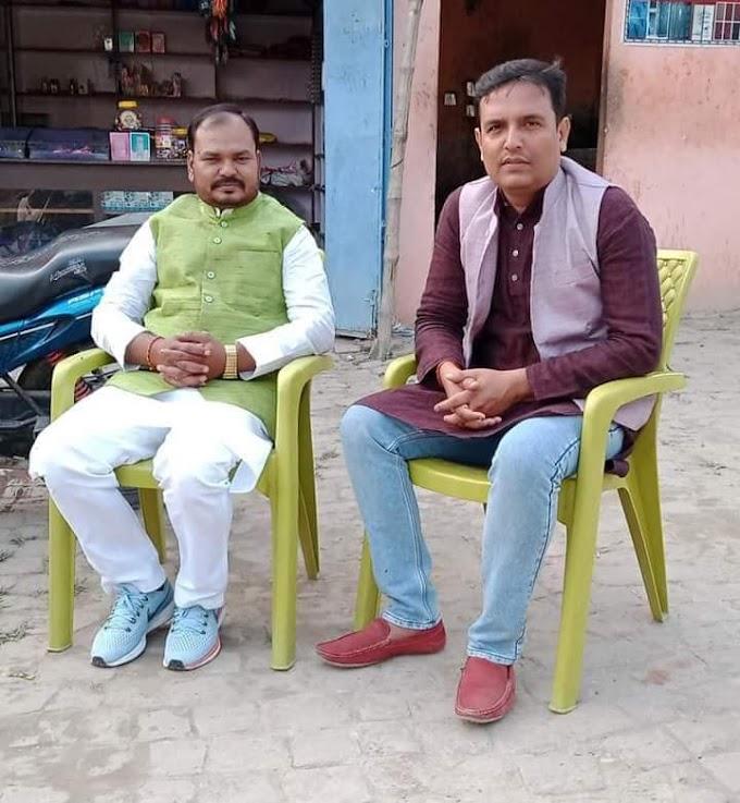 तरैया विधानसभा क्षेत्र के हजारों लोगों को पटना और छपरा में ऑक्सीजन दवाई और आर्थिक सहायता भी उपलब्ध करवा रहे हैं : मिथिलेश कुमार राय