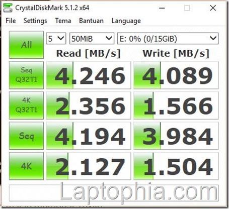 Spesifikasi Sandisk Ultra 16GB MicroSDHC