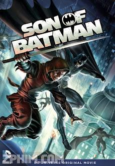 Con Trai Người Dơi - Son of Batman (2014) Poster