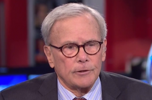 Veteran journalist Tom Brokaw questions Obama's day watching baseball in Cuba