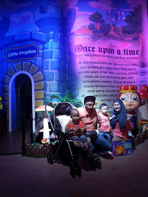 Little Kingdom Maju Junction Kuala Lumpur - Indoor Edutainment Theme Park