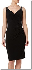 Lauren Ralph Lauren sequinned strap dress