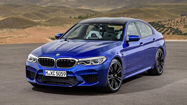 BMW-M5-2018-front