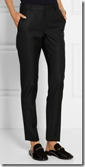 Joseph Stretch Gabardine Slim Leg Pants