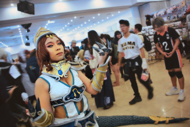 Cosplay Cassiopeia
