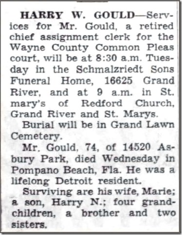 GOULD_Harry_W_Obit_DetFreePress_19_Feb_1960_pg_34_cropped enh