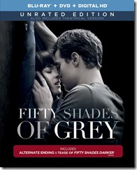 Fifty Shades Movie cover