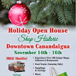 Canandaigua this Saturday 12-7