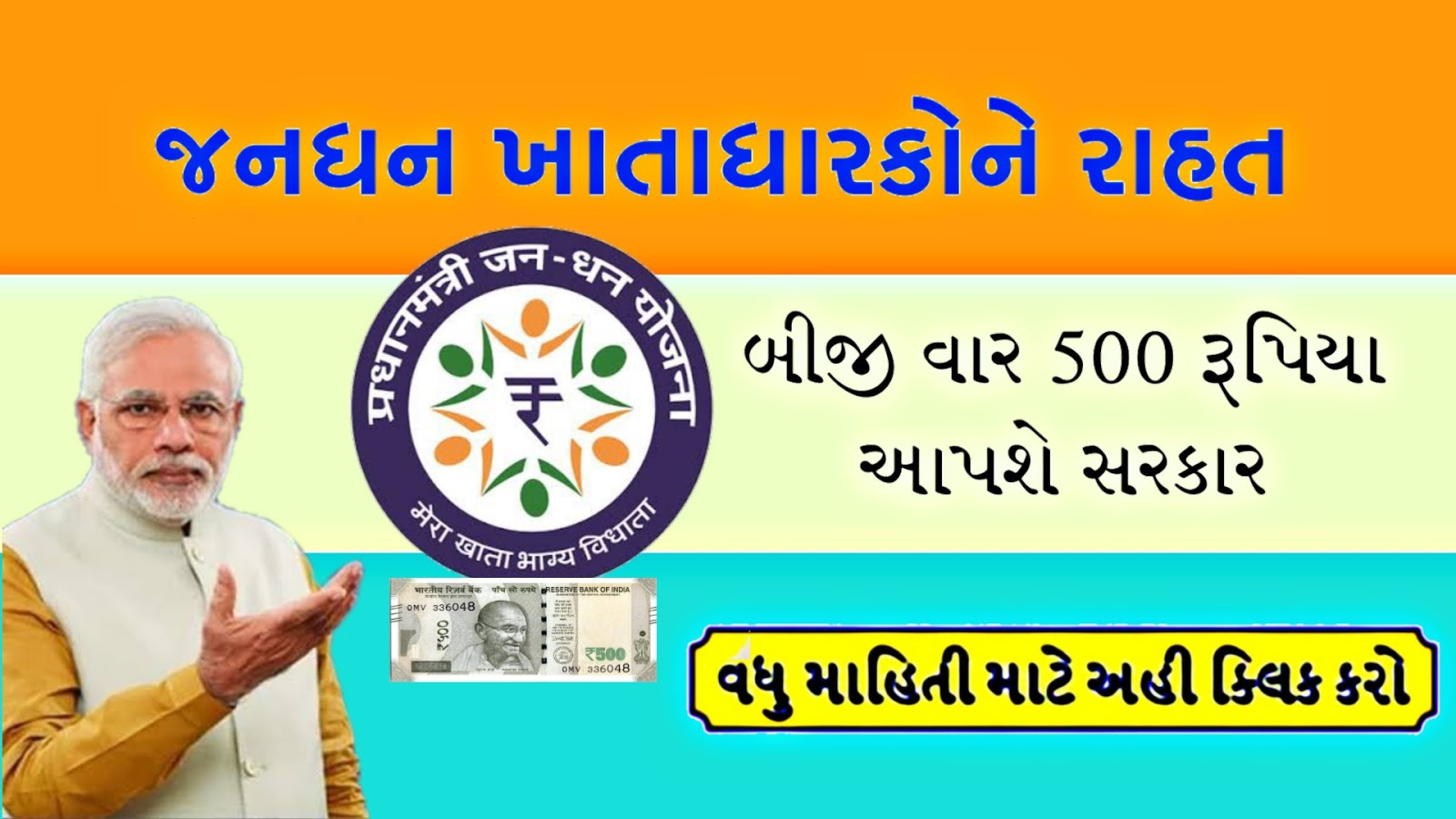 Under Pradhan Mantri Jan Dhan Yojana, Women Account Holders to Receive Rs 500 Per Month from Today