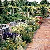 Главная аллея садов Nunspeet