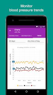 BP Journal – Blood Pressure Diary 5