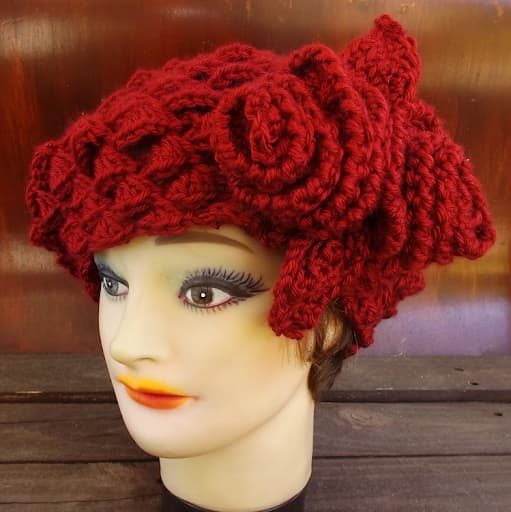 """Karen Beret Hat with Scallop Stitch and 2 Flowers and Leaf Crochet Pattern, """"Keyword"""" """"free crochet beret hats"""" """"how to crochet flat beret"""" """"crochet beret pattern free"""" """"classic beret crochet pattern"""" """"easy crochet beret hat"""" """"free crochet beret pattern for beginners"""" """"free beret pattern"""" """"crochet beret with brim"""" """"Keyword"""" """"classic beret crochet pattern"""" """"free crochet beret hats"""" """"crochet beret pattern free"""" """"easy crochet beret hat"""" """"how to crochet flat beret"""" """"crochet beret with brim"""" """"Keyword"""" """"crochet beret hat pattern"""" """"crochet beret hat youtube"""" """"crochet beret hat to buy"""" """"how to make a crochet beret hat"""" """"toddler crochet beret hat pattern"""" """"diy crochet beret hat"""" """"easy crochet beret hat patterns"""" """"how to wear a crochet beret hat"""" """"knitted crochet beret hat"""" """"free crochet beret hat patterns"""" """"free easy crochet beret hat patterns"""" """"youtube crochet beret hat"""" """"easy crochet beret hat"""" """"free crochet beret hat"""" """"crochet baby beret hat free pattern"""" """"crochet easy beret hat free patterns"""" """"crocheted beret hat"""" """"crochet summer beret hat"""" """"crochet slouchy beret hat"""" """"crochet beret hat free pattern"""" """"crochet beret hat patterns"""" """"crochet beret hat tutorial"""" """"crochet beret hats for sale"""" """"Keyword"""" """"beanie crochet pattern"""" """"free easy crochet patterns"""" """"baby hat crochet pattern"""" """"easy crochet projects"""" """"Keyword"""" """"etsy crochet beret hat pattern free"""" """"etsy crochet beret hat pattern knitting"""""""
