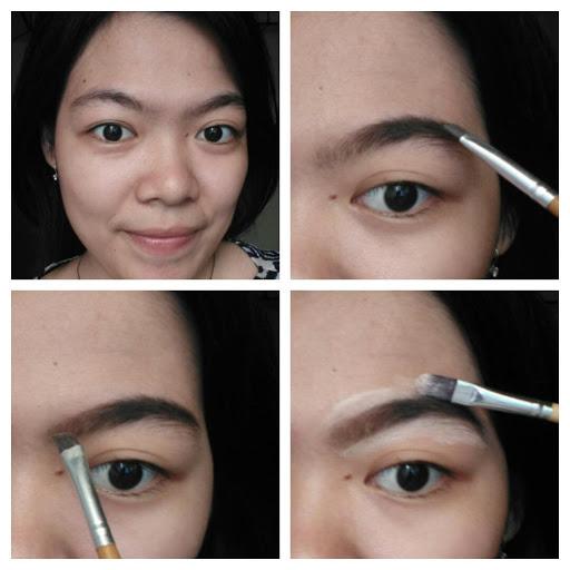 Cara Membuat Eyebrows Terlihat Full dan Natural
