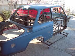 BMW 2002 Body