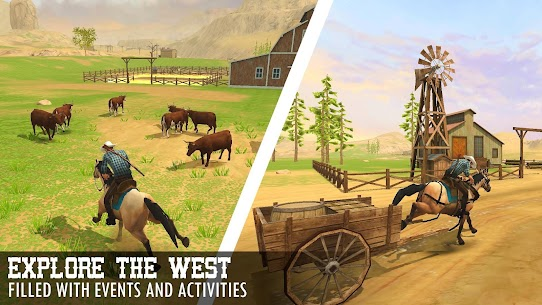 Guns and Spurs 2 MOD (Unlimited Purchases) 5