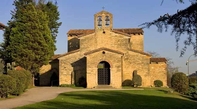 Iglesia de San Julián de los Prados, Oviedo © J. Santullano. Principado de Asturias