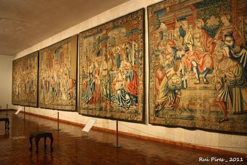 Museu de Lamego - Portugal by Rui Pires (Tapeçarias Flamengas)