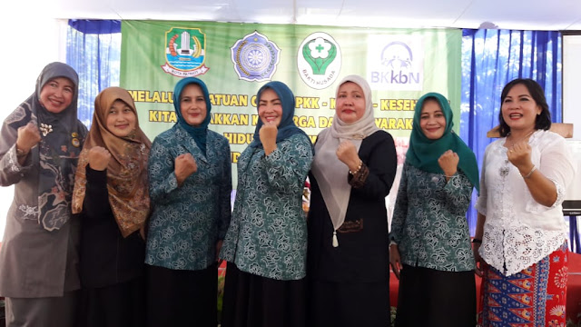 PKK Kota Bekasi Optimis Wakil Jabar di Tingkat Nasional