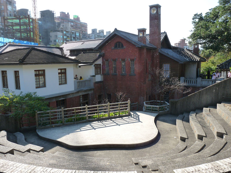 TAIWAN..Taipei,Xinbeitou Musée aborigène , Musée des sources chaudes et mémorial Sun Yat Sen 01/2009 - Xinbeitou%2B113.jpg