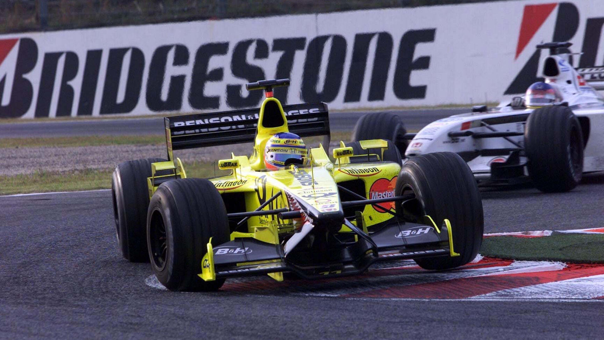 HD Wallpapers 2001 Formula 1 Grand Prix Of Japan F1