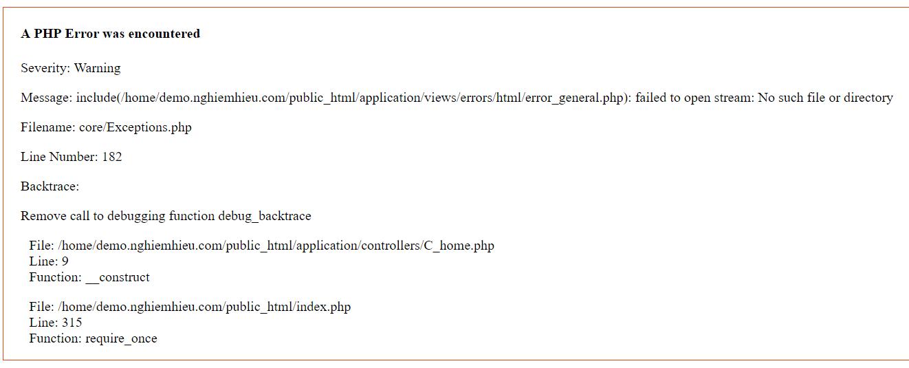 Xin giúp đỡ: Codeigniter upload lên sub domain thì không hoạt động được