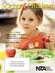 Cover photo of the September 2012 Science & Children.
