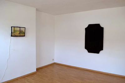 """(video): """"WELCOME TO MY CARDBOARD HOME - DE-INSTALLATION IN REVERSE"""" and """"PARALLEL WORLDS OF SUPERFICIAL APPEARANCES, PART 1"""""""