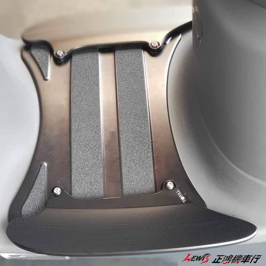 輕量化鋁合金腳踏墊 GOGORO2