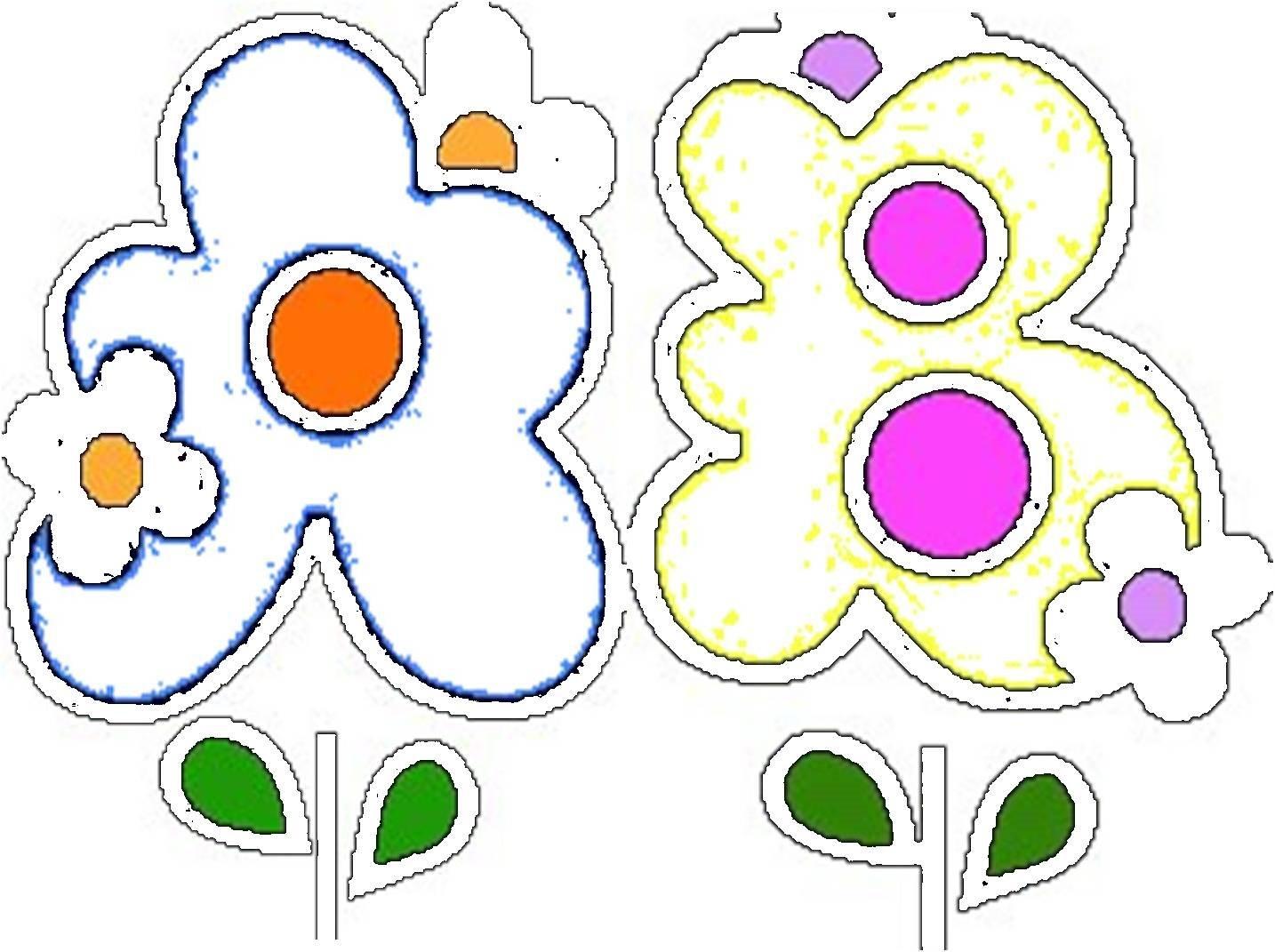 Fichas De Ingles Para Ninos Alphabet Of Flower