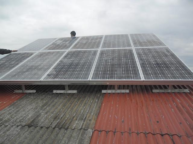 10 of 190 watt panel